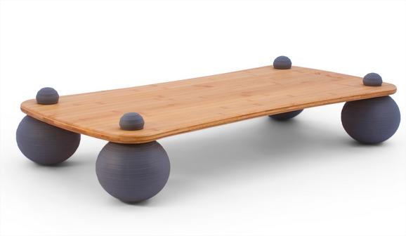 balance board 4 soportes