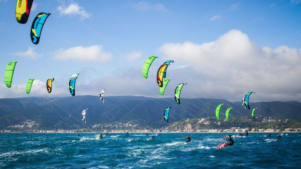 KiteSurf en Castelldefels